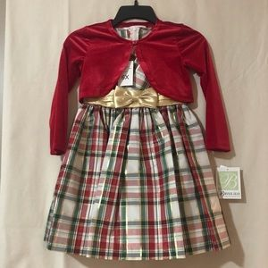 👗 Bonnie Jean 👗 little girl dress